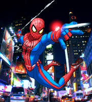 The Amazing Spider-Man| Ultimate Version by FrancoTieppo