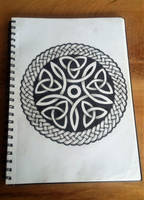 Celtic Design (Circle) by freespirit115