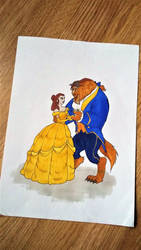Beauty and the Beast by freespirit115