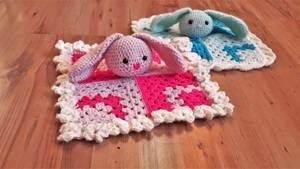 Crochet Loveys by freespirit115