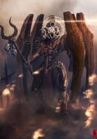 Lucifer by elartwyne