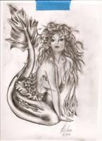 Mermaid by ashleapoole