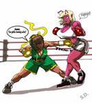 Ryona vs Becky by Shamlessdreams