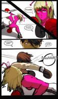Ryona  vs Veronica 13 by Shamlessdreams