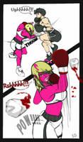 Ryona vs Veronica Part15 by Shamlessdreams