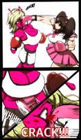 Ryona vs Myoko Part2 by Shamlessdreams