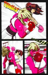 Ryona vs Myoko Part12 by Shamlessdreams