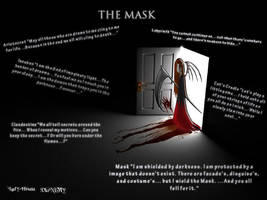 THE MASK by lady-hinata