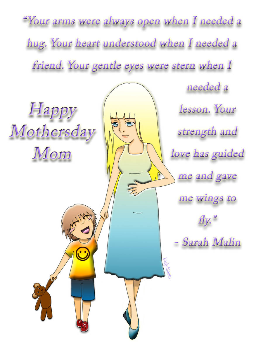 HAPPY MOTHERS DAY by lady-hinata