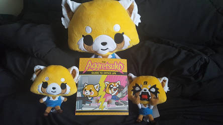 Aggretsuko Collection by A-New-Recipeh