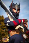 Monster hunter narga 06 by MidorikoXP