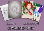 commission open by MidorikoXP