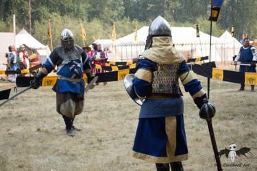 An Tir, Sport Of Kings 2015-8 by IvanCauldwellart