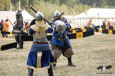 An Tir, Sport Of Kings 2015-9 by IvanCauldwellart