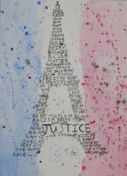Hope for the human race by IvanCauldwellart