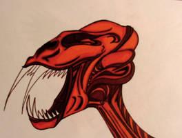 Monster by Spidergin