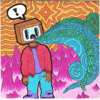 TV head by Gee-tar