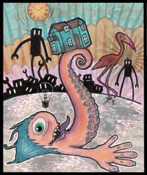 Crazy dream by Gee-tar