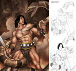 The Barbarian by jocachi