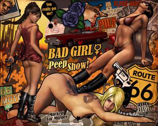 Bad Girls by jocachi