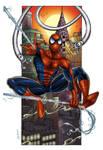 Spiderman by jocachi