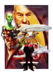 Star Trek - color by jocachi