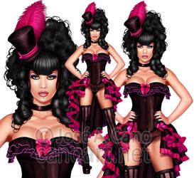 Burlesque by jocachi