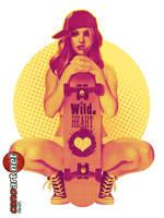 Sexy skatergirl by jocachi