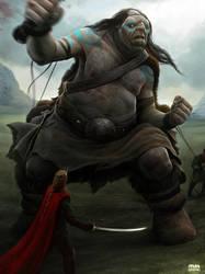 Giant by maxkostenko