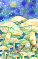 Night Dreams by QueenofCuriosity
