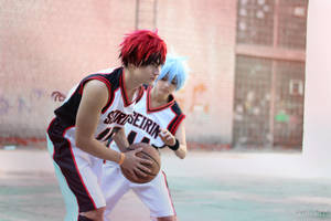Kuroko no Basket by Misaki-Sai