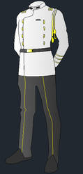 United Stellar Federation Dress Uniform Navy by seventhfleet