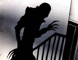 Nosferatu by maxhassen
