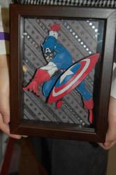 Captain America 2 by Animeartist1212