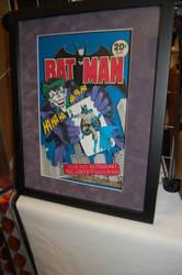 Batman Cover 3-D art by Animeartist1212