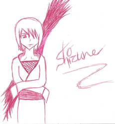 Shizune by XJane-ChanX