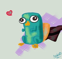 Little Perry by CaptainAza