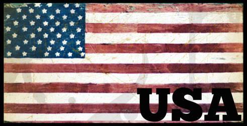 USA by vicigraphics