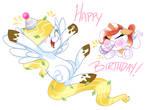 Happy Birthday Naz by Khimi-chan