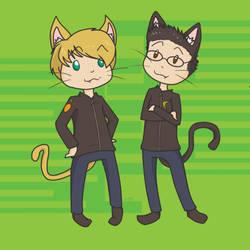 CatsCatsCats by AdmiralAlibi