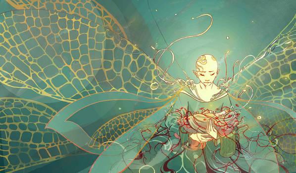 Sleeping Beauty: Good Fairy by Razriel
