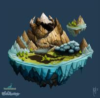 Yetinotha Island by AngryPotato