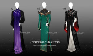 [Closed] Adoptable Outfit #set11 by jenjin-jen