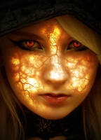 Don't hide your fire by fantasmadesign