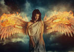 When the angels fall by fantasmadesign