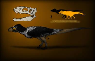 Machairognathus pensiviorensis by TheJuras