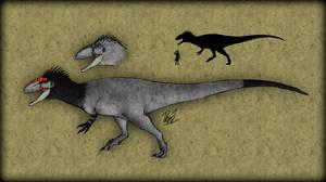 Saurophaganax maximus by TheJuras
