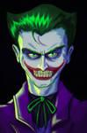 Joker by elsinrostro