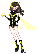 The Wasp Abbie! by LILYtam