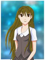 PC: Amatsuka Megumi by ota-chan